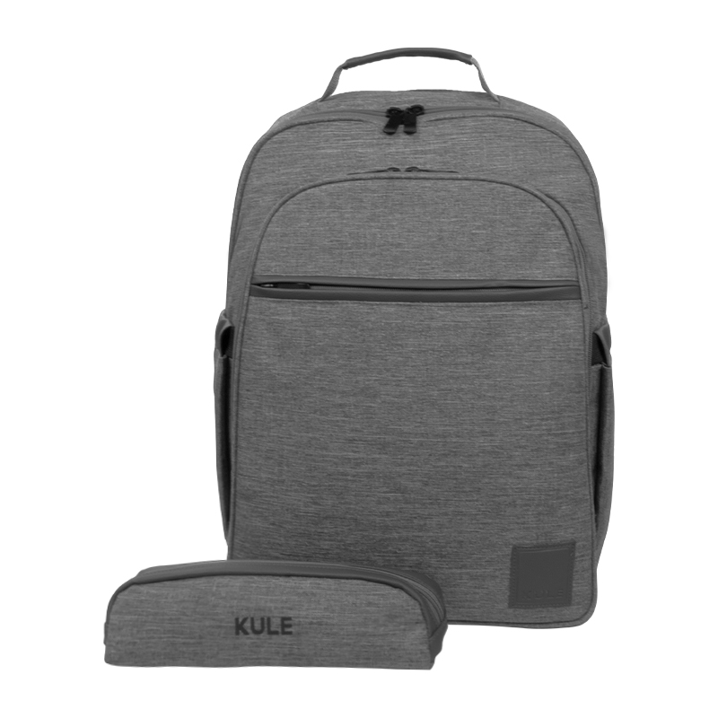 KULE KL1501-Grey with pouch