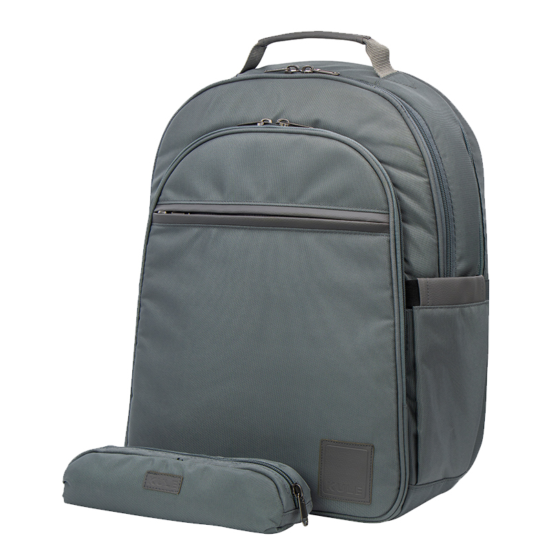 KULE KL1501-B Grey with pouch